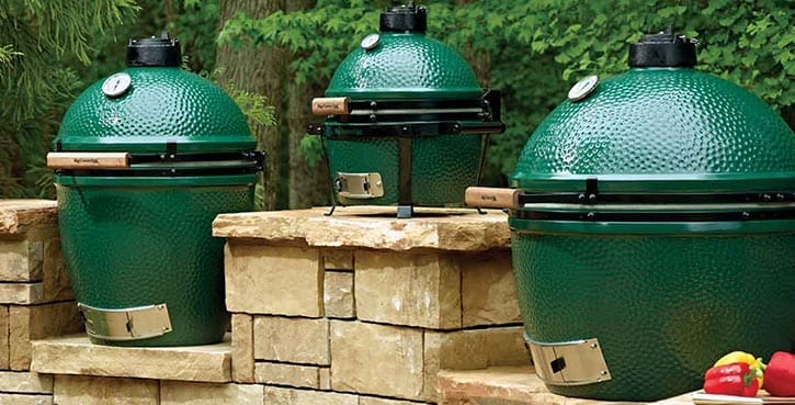 Big Green Egg in New Ulm, MN
