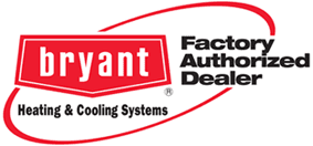 Bryant Heating & Cooling Systems logo.