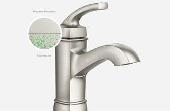 Moen Microban Faucet