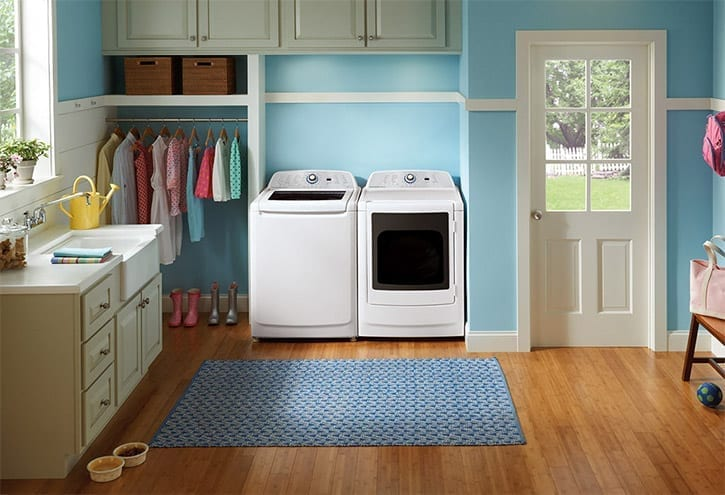 Washers & Dryers to Make Laundry Less of a Chore